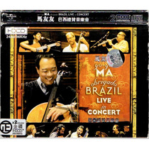 Cd - Yo-yo Ma - Obrigado Brazil - Live In Concert - Importad