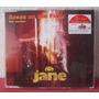 Cd Jane Roses On The Floor Live Prog Alemão Ep C/4 Músicas