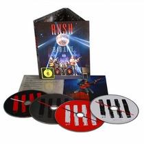 Rush-r40 Live Cd+blu-ray, Live, Box Set