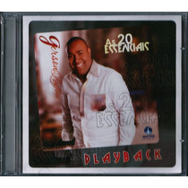 Cd Gerson Rufino - As 20 Essenciais Playbacks [original]