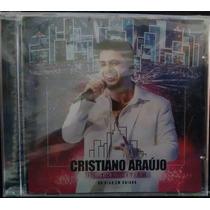 Cd Cristiano Araújo - In The Cities Ao Vivo Em Cuiabá
