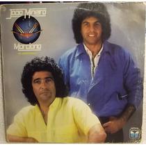 Lp / Vinil Sertanejo: João Mineiro & Marciano - 1986