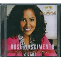 Cd Rose Nascimento - Louvores Ungidos Da Harpa (duplo Cd+pb)