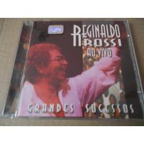 Reginaldo Rossi-ao Vivo Grandes Sucessos - Cd