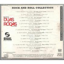 Cd Duas Rodas Rock And Roll Collection