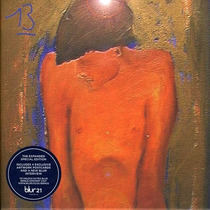 Blur-13-remastered Cd Import