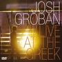 Josh Groban - Live At The Greek Deluxe Cd+dvd Importado