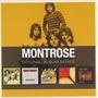 Cd Montrose Original Album Series Box 5cds Importado Lacrado