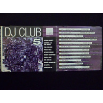 Cd D J Club 5 Flash Músicas Anos 80 90 Phil Collins