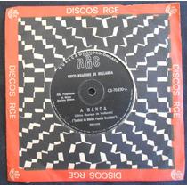 Chico Buarque - A Banda - Compacto Vinil 1967