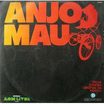 Anjo Mau - Lp Novela Nacional- Somlivre 1976