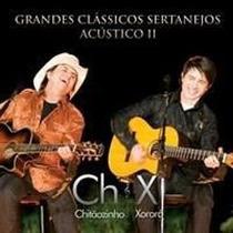 Chitãozinho E Xororó - Grandes Clássicos Cd 2 (lacrado)