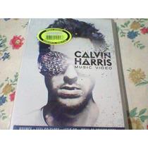 Dvd Calvin Harris @ Music Video (lacrado) Frete Grátis