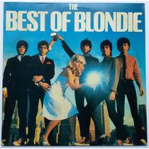 Lp Blondie - The Best Of - 1981 Chrysalis Ex