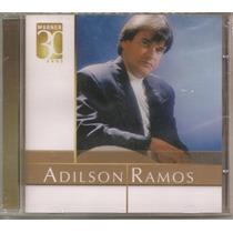Adilson Ramos - Warner 30 Anos - Lacrado - Raro - O + Barato