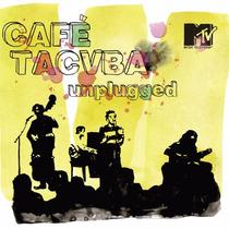 Café Tacvba - Unplugged - Mtv - Seminovo Em Ótimo Estado