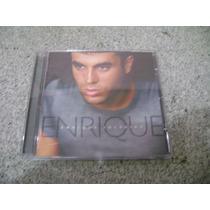 Cd - Enrique Iglesias Album De 2000 Com 2 Faixas Bonus