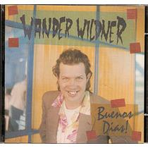 Cd Wander Wildner - Buenos Dias - Novo***