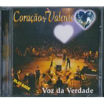 Playback Voz Da Verdade - Coração Valente * Original
