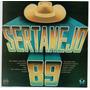 Cd Sertanejo 89 = Perla - As Marcianas - Trio Parada Dura
