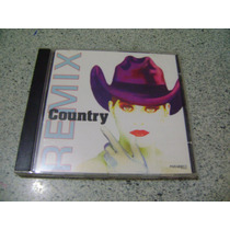 Cd - Remix Country Paradoxx Music 1997