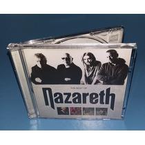Nazareth - The Best Of - Coletânea Com 16 Músicas - Nacional