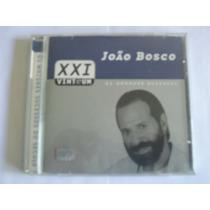 Cd João Bosco - Xxi Vinteum ( 21 Grandes Sucessos )