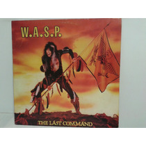 Wasp - The Last Command Lp