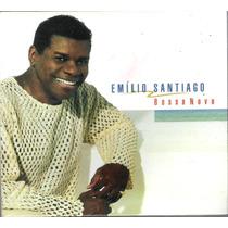 Cd Emílio Santiago Bossa Nova