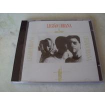 Cd Legião Urbana - Será - (p) 1985 (lacrado)