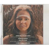Compacto Vinil Angela Roro - Amor Meu Grande Amor - 1980 - P