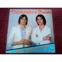 Lp Vinil Chitãozinho & Xororó - Somos Apaixonados