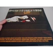 Vinil - Lp - Chico Buarque - Ópera Do Malandro - Duplo -