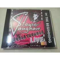Stevie Ray Vaughan And Double Trouble In The Beginning 1992