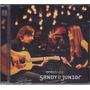 Cd - Sandy E Junior - Acústico - 2007 - Acrilico - Poster!!