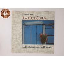 Cd La Musica De Juan Luis Guerra Filarmonica Santo Domin B1