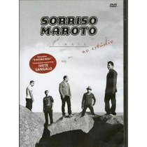 Dvd Sorriso Maroto Sinais Lacrado Original
