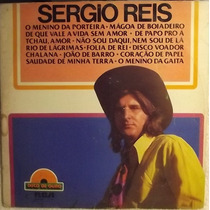Lp / Vinil Sertanejo: Sergio Reis - Disco De Ouro - 1977