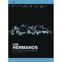 Dvd Los Hermanos Na Fundicao Progresso 09 De Junho De 20