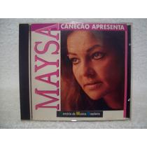 Cd Maysa- Canecão Apresenta Maysa