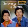 Cd Raizes Sertanejas - Solevante & Soleny - Novo***