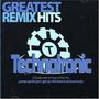 Technotronic Greatest Remix Hits Cd Novo