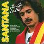 Cd / Santana (1990) Jin-go-lo-ba (importado)