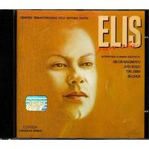 Cd Elis Regina - Elis Por Ela (1992) - Bonus Tracks