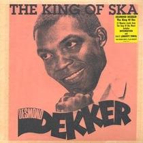 Lp Desmond Dekker - King Of Ska Importado Lacrado