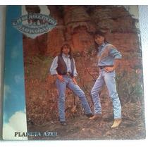 Lp Chitaozinho E Xororo Planeta Azul 1991 Philips