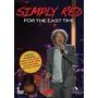 Simply Red For The Last Time Dvd Raro Novo Lacrado Original