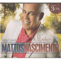 Cd Mattos Nascimento Selecao Essencial As 60 Melhores Vol. 2