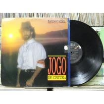 Nando Cordel Jogo Cintura Lp Rca Victor 1989 Stereo