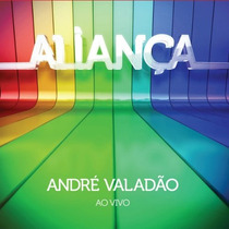 Cd Andre Valadão - Alianca / Ao Vivo Digipack (986211)